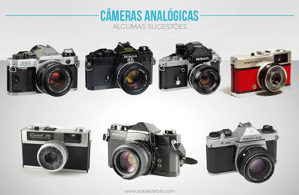 melhores cameras analogicas