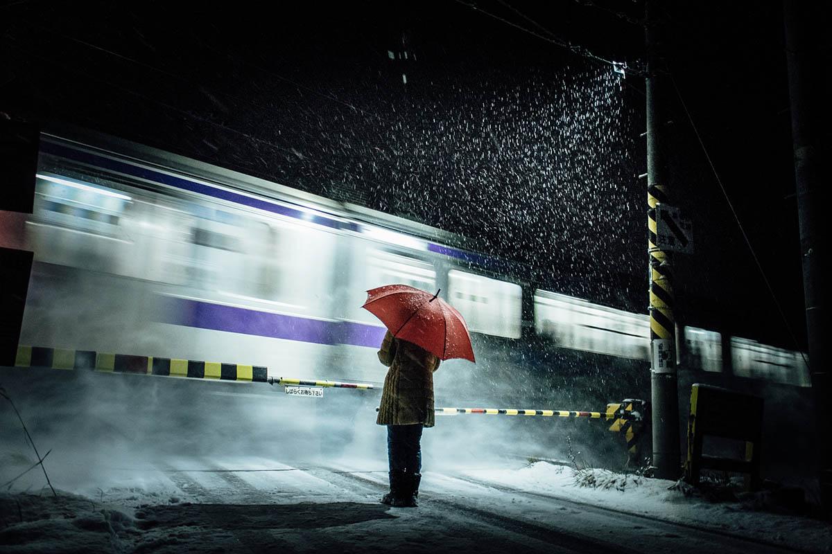 Fotografia de Masayoshi Naito, Japão
